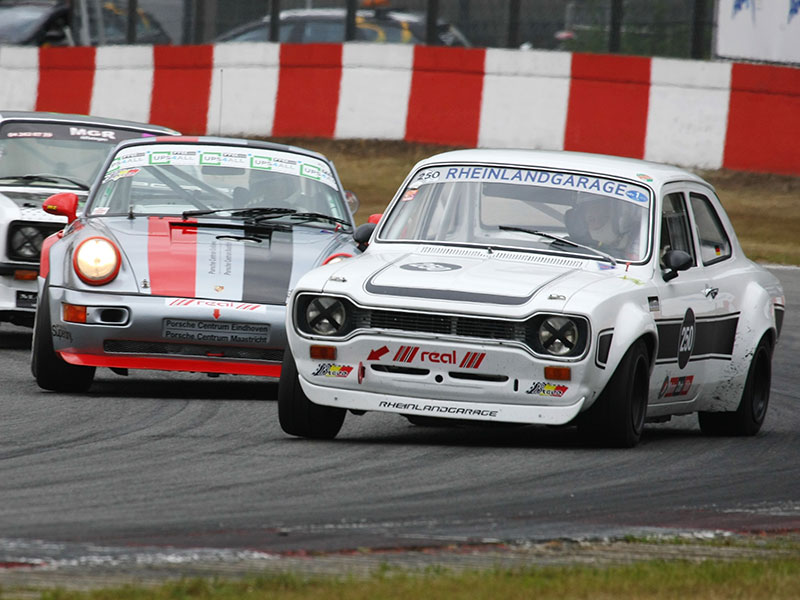 Ford Escort 16V in Zolder