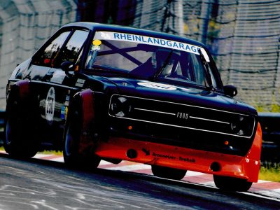 "Mk2 Ford Escort RS2000 ""Wolli"""