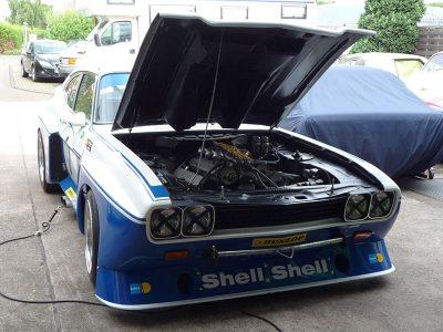Cosworth 3.5l GAA Motor