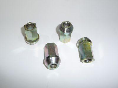 Radmuttern M12 x 1,5 Kegelbund