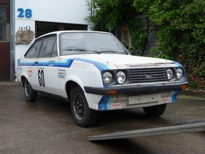 Rallye Escort RS2000 Gruppe 1