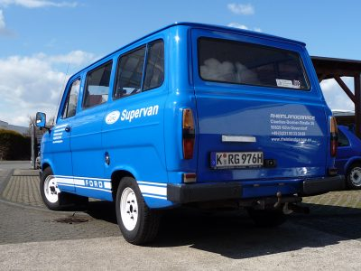 "Ford Transit ""Supervan"""