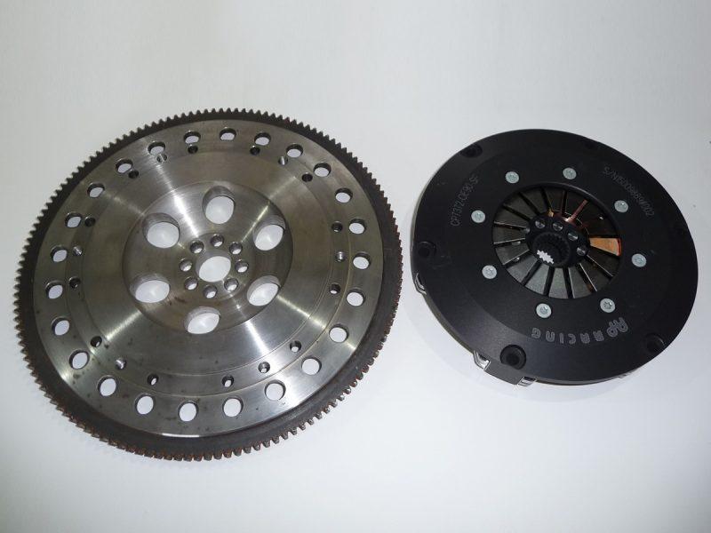 Weslake Capri flywheel and clutch