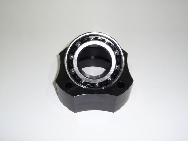 Weslake Capri wheel bearing assembly
