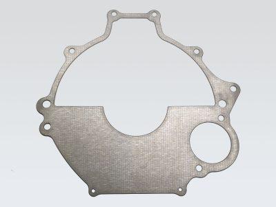 Staubschutzblech Kupplungsgehäuse ZF Getriebe